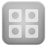 96x96px size png icon of PosterousSpaces