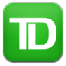 96x96px size png icon of TD bank