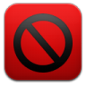 96x96px size png icon of adblock 2