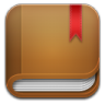 96x96px size png icon of book Reader