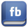 96x96px size png icon of book facebook