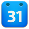 96x96px size png icon of calender google