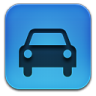 96x96px size png icon of car