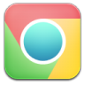 96x96px size png icon of chrome pastel