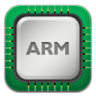 96x96px size png icon of cpu ARM