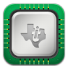 96x96px size png icon of cpu TexasInstruments