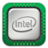 96x96px size png icon of cpu intel