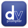 96x96px size png icon of dv prompter
