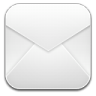 96x96px size png icon of email new