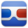 96x96px size png icon of google goggles