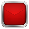 96x96px size png icon of k 9 mail