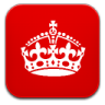 96x96px size png icon of keepCalm 2