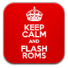 96x96px size png icon of keepCalm flashRoms