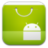 96x96px size png icon of market ics green