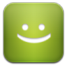 96x96px size png icon of message new