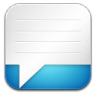 96x96px size png icon of message
