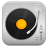 96x96px size png icon of music Record Player