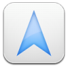 96x96px size png icon of navigation