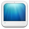 96x96px size png icon of pc white
