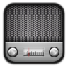 96x96px size png icon of radio metal 2