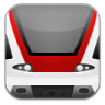 96x96px size png icon of train