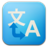 96x96px size png icon of translate 2