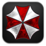 96x96px size png icon of umbrella corp