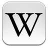 96x96px size png icon of wikipedia