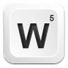96x96px size png icon of wordfeud