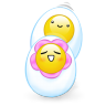 96x96px size png icon of eggs