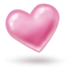 96x96px size png icon of heart 2