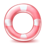 96x96px size png icon of help