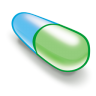 96x96px size png icon of pill 3
