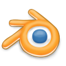 96x96px size png icon of software blender 2