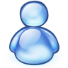 96x96px size png icon of software crystal msn