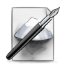 96x96px size png icon of software inkscape