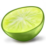 96x96px size png icon of software limewire