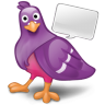 96x96px size png icon of software pidgin