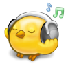 96x96px size png icon of software songbird