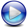 96x96px size png icon of software windows media