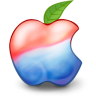 96x96px size png icon of system apple