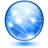 96x96px size png icon of system globe