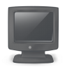 96x96px size png icon of system monitor off