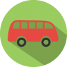 96x96px size png icon of Bus