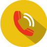 96x96px size png icon of Call incoming