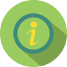 96x96px size png icon of Problem info