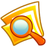 96x96px size png icon of Folder find