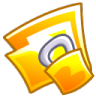 96x96px size png icon of Folder locked