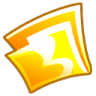 96x96px size png icon of Folder yellow