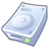 96x96px size png icon of Hard disk